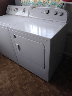 New dryer.